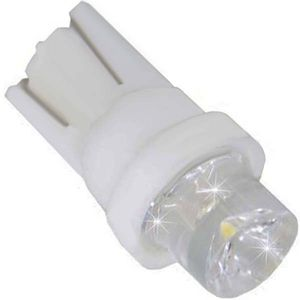LED light bulbs T10 wedge-03 white without a base 1 LED scattered 24V (1pc.) Up.100 pcs. Lighthouse
