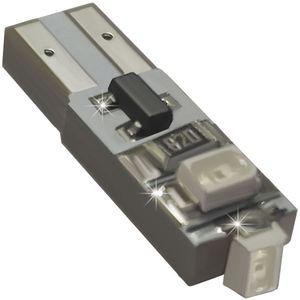 LED T10 light-emitting diodes wedge-C2 white without base 2 LED SMD 5630 LENS 6300K 12V (1pc.) Up.100 pcs.