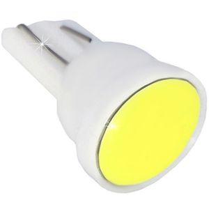 LED light bulbs T10 wedge-C HP1 V2 white without base 1W 1 LED COB 6-CHIP 12V