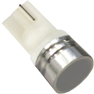 LED light bulbs T10 wedge-C HP1 V4 white without base 0.5W Mat HP 1 LED x 0.5W 1-CHIP mat. 12V