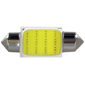 LED light bulbs T11x36-C HP1 white W HP COB Matrix 16x36 12-CHIP V2 12V (1pc.)