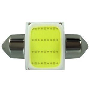 LED Light Bulbs T11x31-C HP1 ACE BLUE HP COB Matrix 23x31 12-CHIP V2 12V (1pc.)