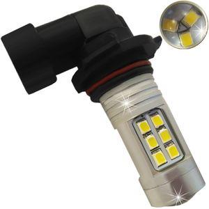 LED Light Bulbs 9005 HB3 21 LED 3030 LENS White 21W 1260 lm 0.5A 12-24V V3