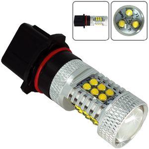 LED light bulbs 9004 P29t 21 LED 3030 LENS white. 21W 1260 lm 0.5A 12-24V V3