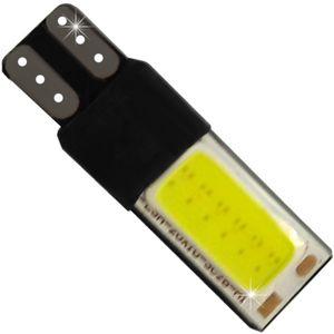 LED light bulbs T10 wedge-C HP2 white b / c, without cores. 3,0W COB FLASH 2 dir. 2 LEDX6 CHIPx1,5W V2