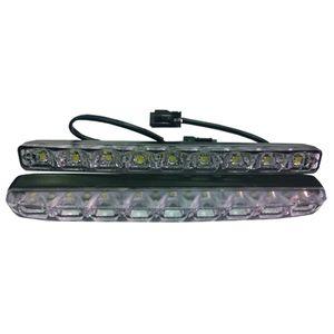 Daytime running lights are universal, multi-purpose.