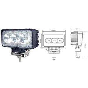 LED work light LT1010-9W