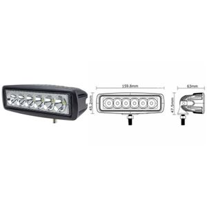 LED work light LT1012-18W