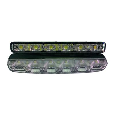 Daytime running lights are universal, multi-purpose.